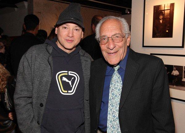 Evan Handler and Victor Friedman